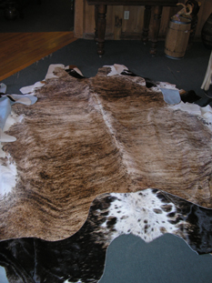 western collectibles-western calf cowhide 29
