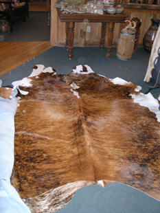 western collectibles-western calf cowhide 33