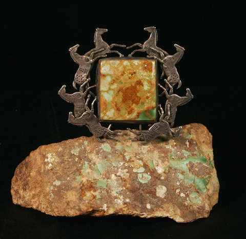 western collectibles - Unusual Jewelry